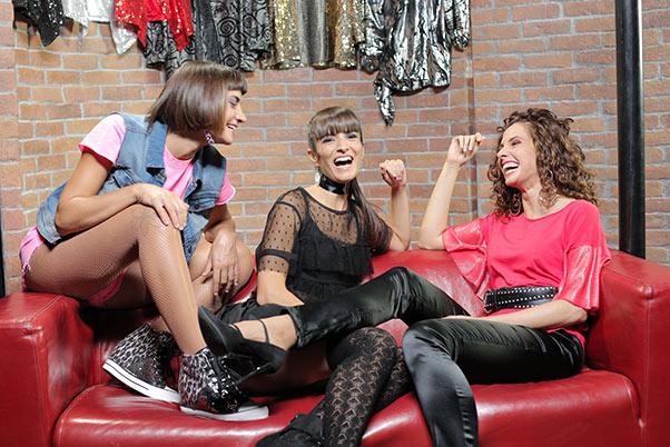 Flashdance il musical a Catania e Palermo Interviste
