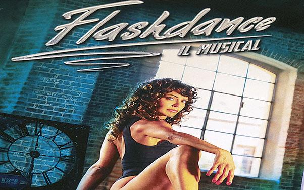 Flashdance il musical a Catania e Palermo - Interviste