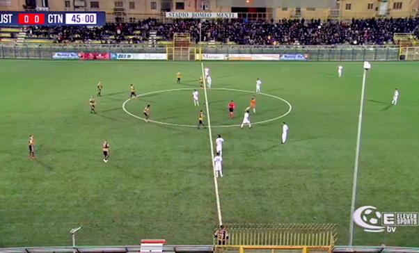 Juve Stabia-Catania 0-0