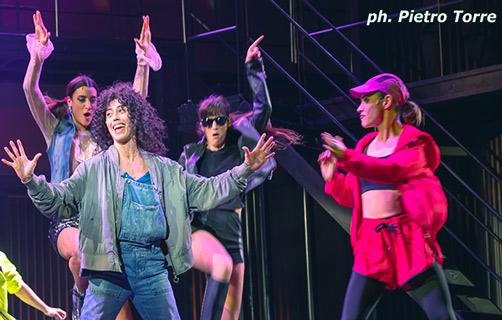 Flashdance, il musical a Catania e Palermo