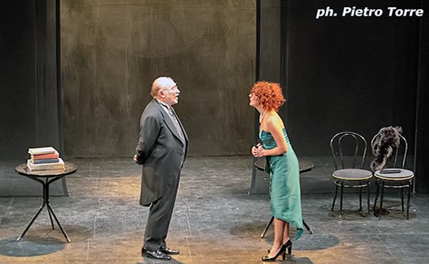 Il giuoco delle parti al Piccolo Teatro – interviste