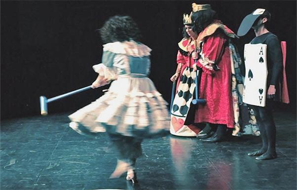 Alice nel paese delle meraviglie al Piccolo Teatro