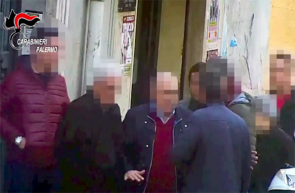 Decapitata cupola mafiosa palermitana, 46 arresti