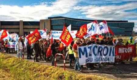 Chiusura Micron, salvi i posti di lavoro