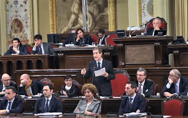 Musumeci, bilancio del primo anno di governo