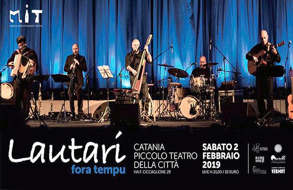 I Lautari in concerto al Piccolo Teatro
