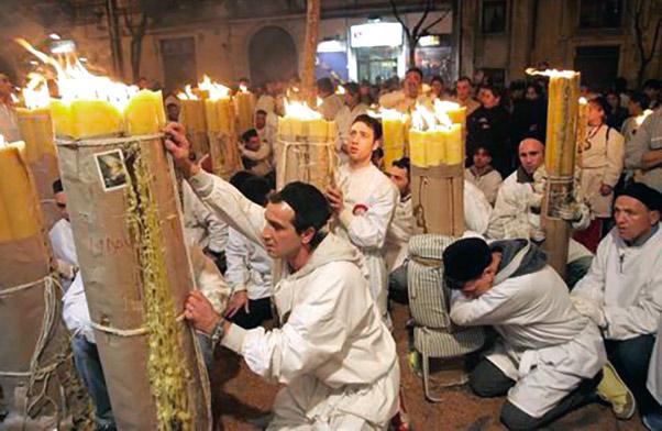 Sant'Agata, nominato responsabile offerta della cera