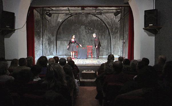Shots al Teatro del Canovaccio – Interviste