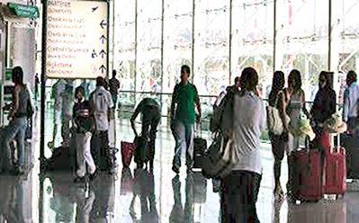 Aeroporto Catania, ruba orologio