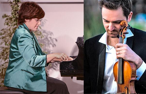 Duo Cafaro-Orlando in concerto a Catania
