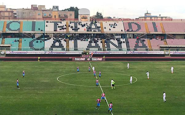 Coppa Italia, Catania eliminato dal Catanzaro