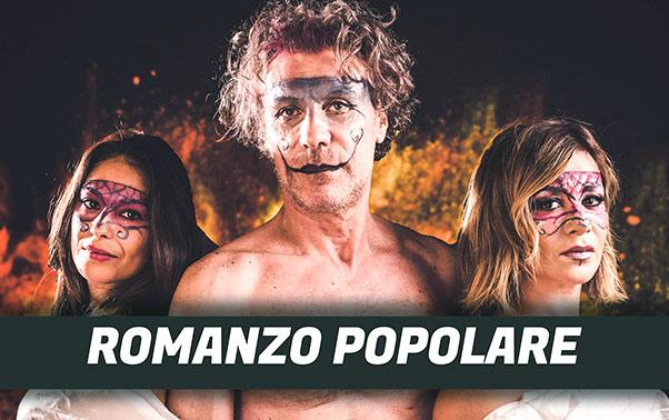 Centro Zo, il Teatro Mobile propone Romanzo Popolare