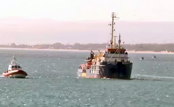 Sea Watch a Catania