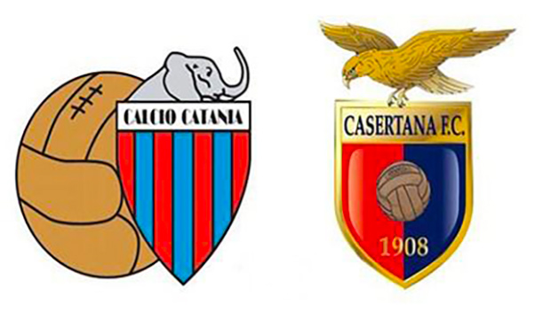Catania si prepara contro la Casertana