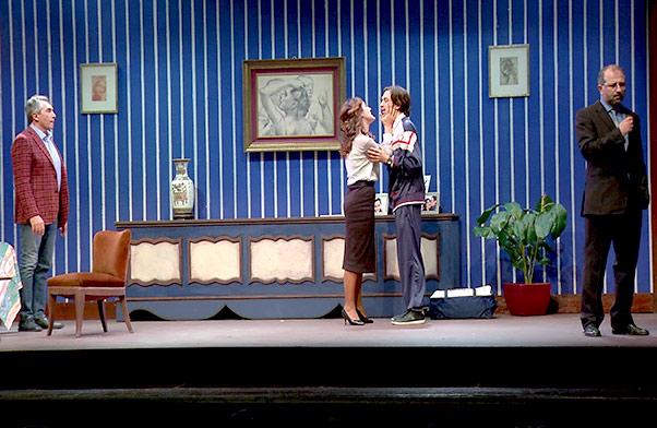 Teatro Brancati, la scelta della signora Morli