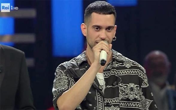 Sanremo, vince Mahmood