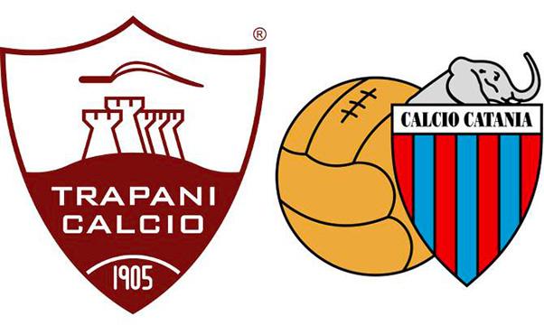 Tutto pronto per il derby Trapani-Catania
