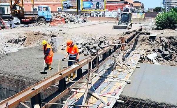 Cantieri Cmc, i creditori riprendono i lavori