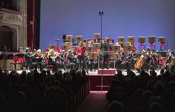 Concerto in onore di S.Agata al Bellini