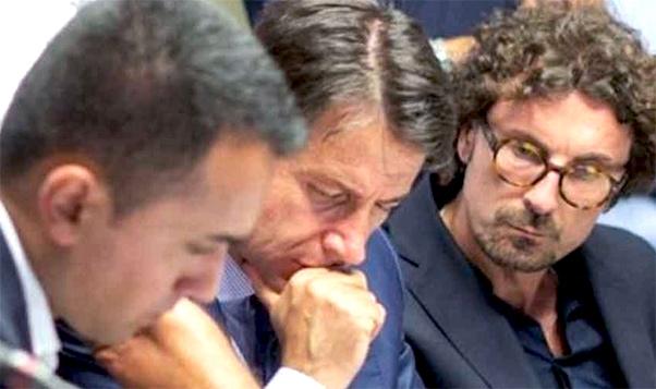 Diciotti, Procura chiede archiviazione Conte-Di Maio-Toninelli