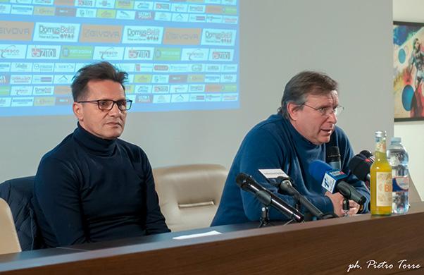 Novellino, 'credo nella squadra' - Intervista video