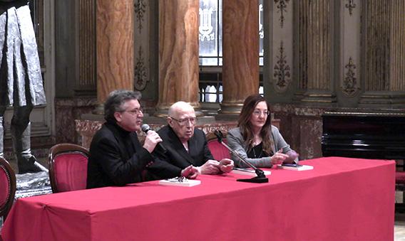 Il Galempio di Rattalino e le bizzarrie nel mondo della lirica – Intervista video