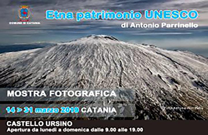 Parrinello firma la Mostra dell'Etna – Intervista video