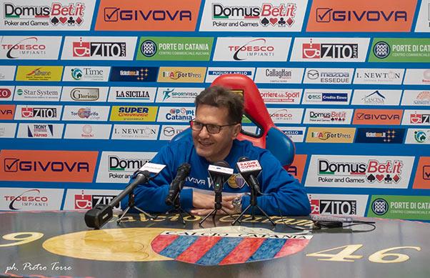 Verso Catania-Potenza, Novellino: ' trovare autostima'-intervista video