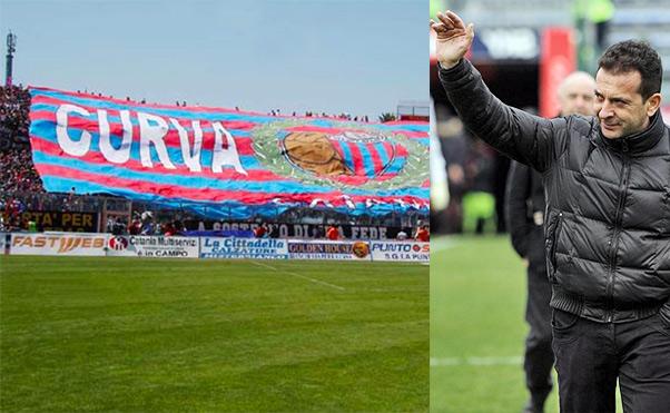Il Catania ritrova i tifosi