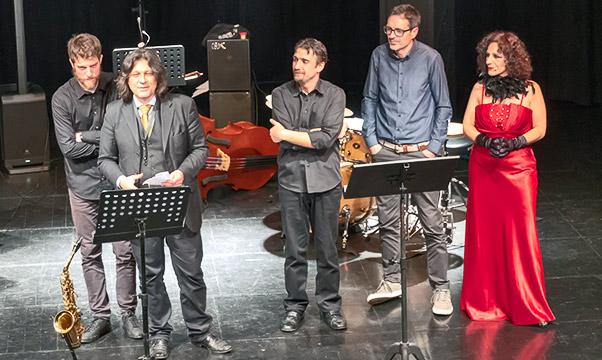 Francesco Vaccaro Jazz Quartet con successo al Piccolo Teatro