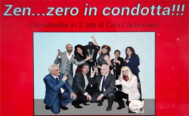 """Gatti da legare presentano """"Zen... zero in condotta!"""" - interviste"""