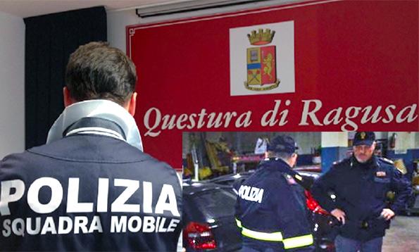 Auto rubate a Ragusa, giro da milioni di euro
