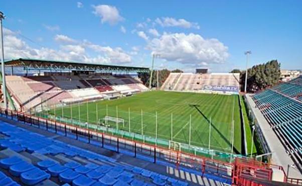 Catania prepara la partita contro la Reggina
