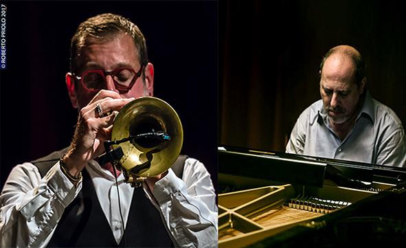 Jazz al Vittorio Emanuele di Messina con il duo Bosso–Mazzarino