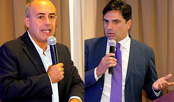 Pogliese e Catanoso escono da Forza Italia