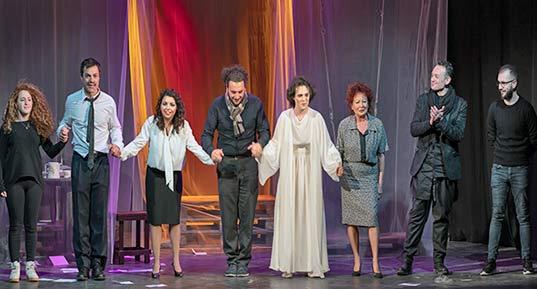 Teatro Musco, presentato Piano piano dolce Carlotta