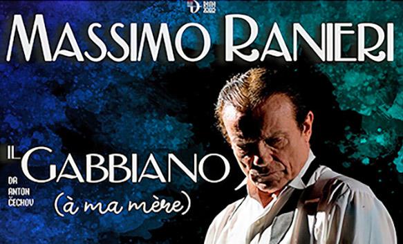 Il Gabbiano al Vittorio Emanuele con Massimo Ranieri