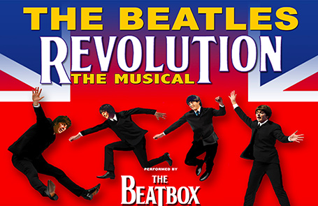 Revolution The Beatles Musical in Sicilia