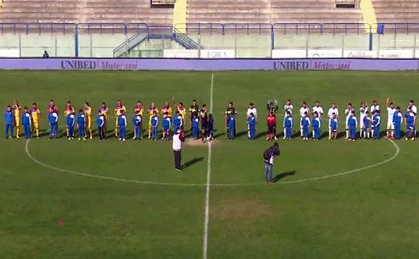 Virtus Francavilla-Catania 1-0, decisivo Sarao
