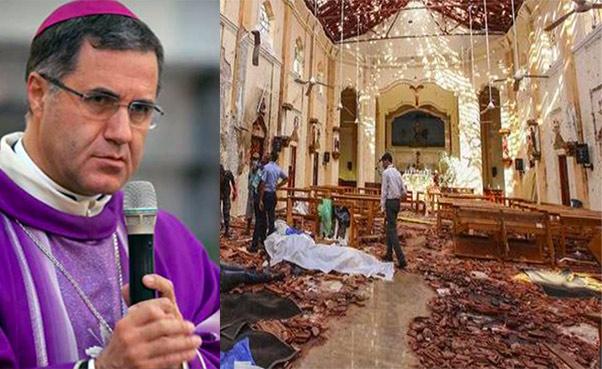Sri Lanka, Arcivescovo Palermo «orrore per l'accaduto»