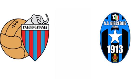 Catania prepara il match contro il Bisceglie