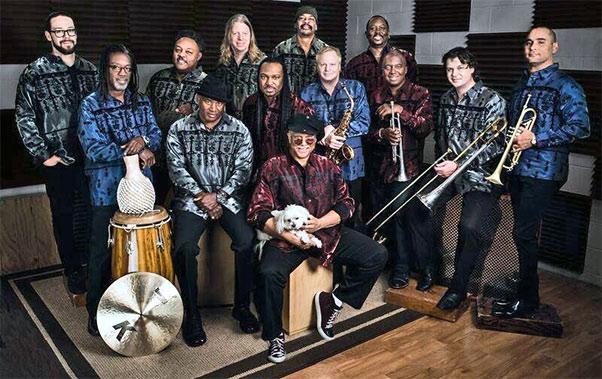 Al McKay a Taormina porta il Funk degli Earth Wind & Fire