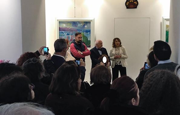 Trasmutazioni della realtà alla Galleria Arte Civica 28