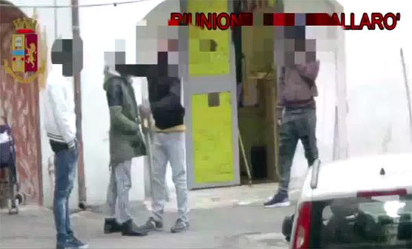 Mafia nigeriana e prostituzione a Palermo