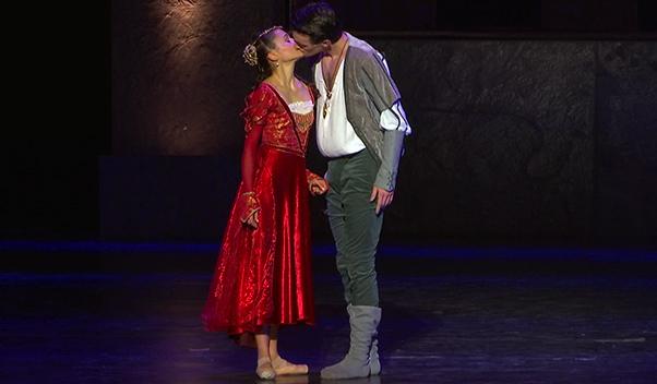 Romeo e Giulietta con la coreografia di Vaculík al Bellini - interviste