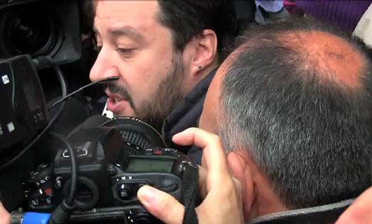 Sbarcano in 70 a Lampedusa. Salvini, presto espulsi