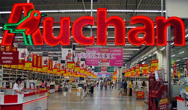 Due ipermercati Auchan ceduti a Conad