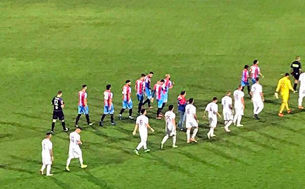 Catania-Reggina 4-1, etnei qualificati