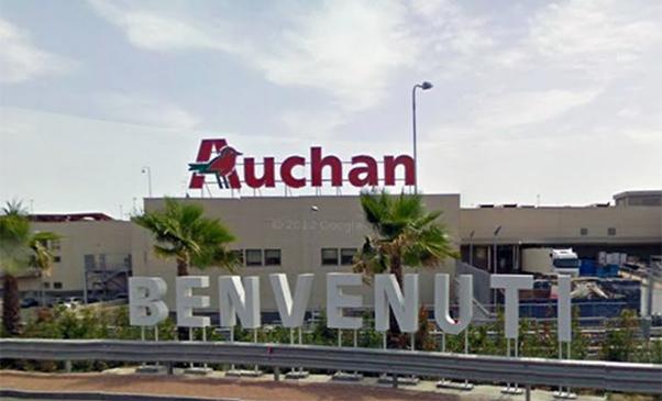 Fiato sospeso per i lavoratori Auchan