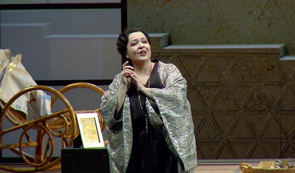 Madama Butterfly Al Bellini – Interviste Video
